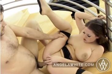 Angela White - intenzív baszás