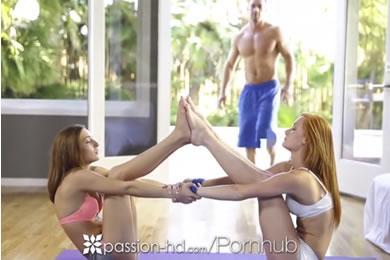 Pornósztár szex - Alex Tanner
