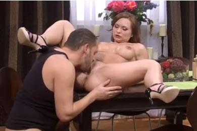 Pornósztár szex - Katja Kassin