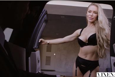 Pornósztár szex - Nicole Aniston