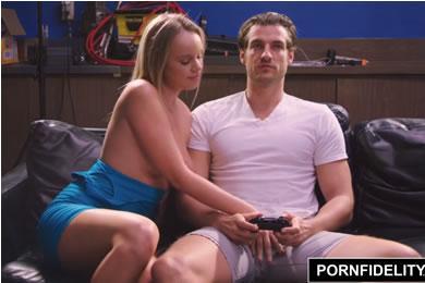 Pornósztár szex - Alexis Adams